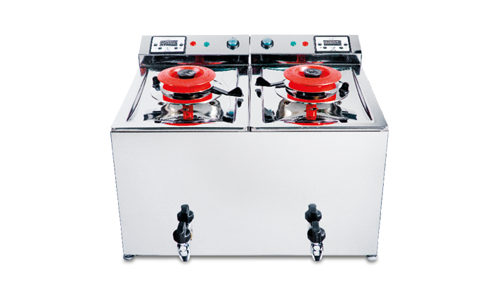 Friggitrice elettrica TOP-2 - anteprima - Omega Distribuzione