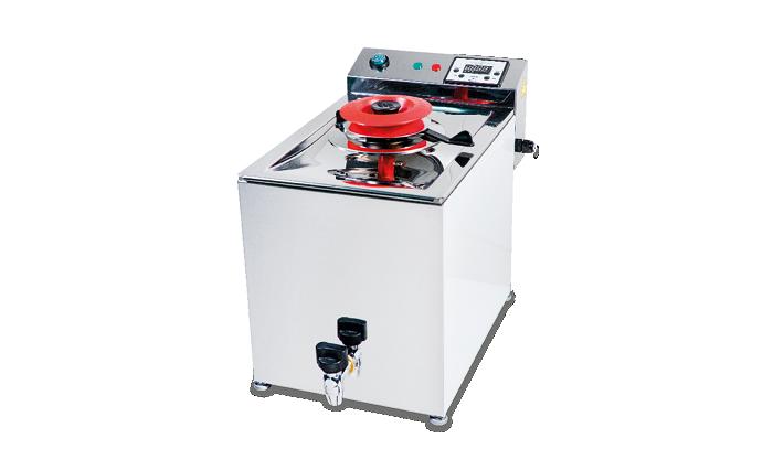 Friggitrice elettrica TOP - anteprima - Omega Distribuzione