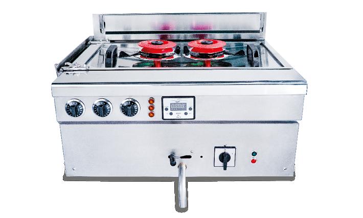 friggitrice elettrica TOP-MAXI - anteprima - Omega Distribuzione